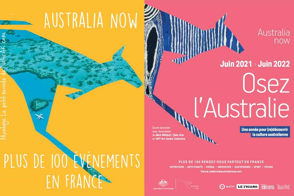 Australia Now Paris