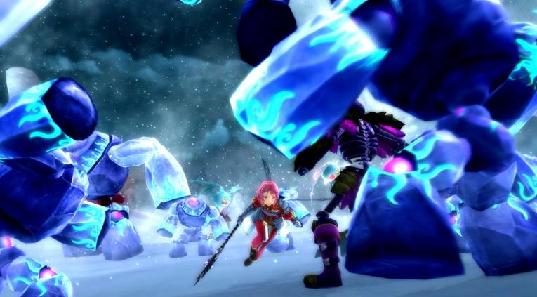 Sword Art Online Hollow Fragment pc full español