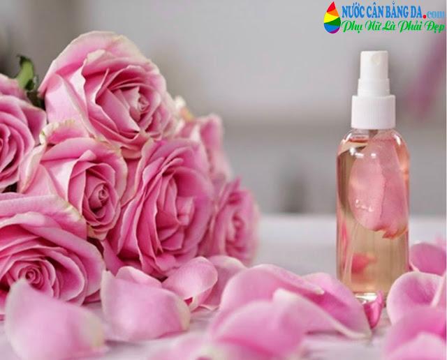 nước cân bằng da, nước hoa hồng/toner