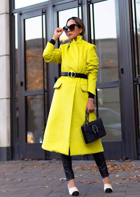 Chic  street style for this winter