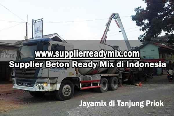 Harga Beton Jayamix Tanjung Priok