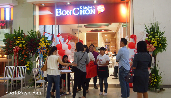 BonChon Chicken Bacolod