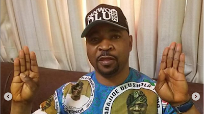 MC Oluomo 'discharged' from hospital