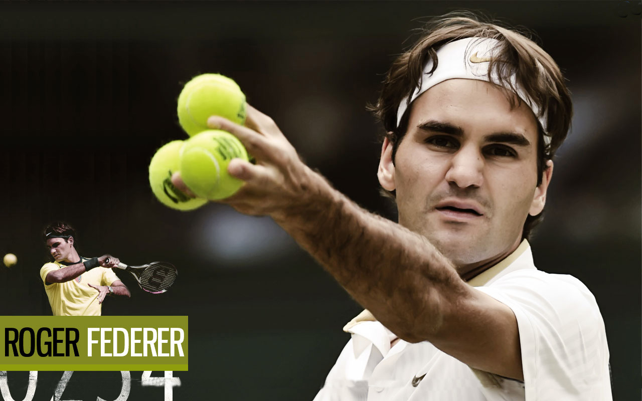 All Sports Stars HD Wallpapers: Roger Federer Latest HD