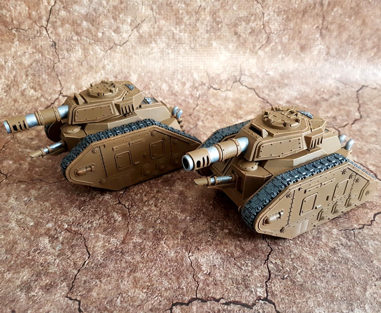 Warhammer Leman Russ Plasma Cannon Weapon Bits