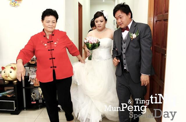 fetch the bride proceeding