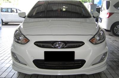 Eksterior Hyundai Grand Avega