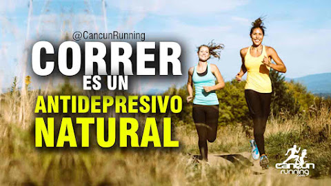 correr es un antidepresivo natural