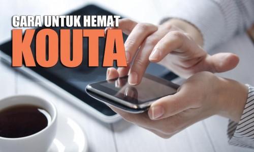 Tips Mudah Menghemat Kuota Internet