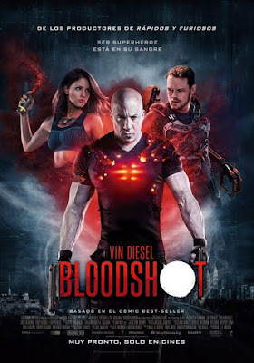 Bloodshot 2020 DVD R1 NTSC Latino