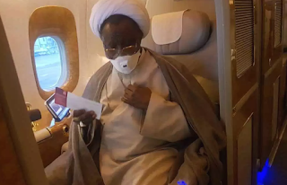 Indian hospital worse than that of Nigeria, El-Zakzaky laments, seeks return to Nigeria