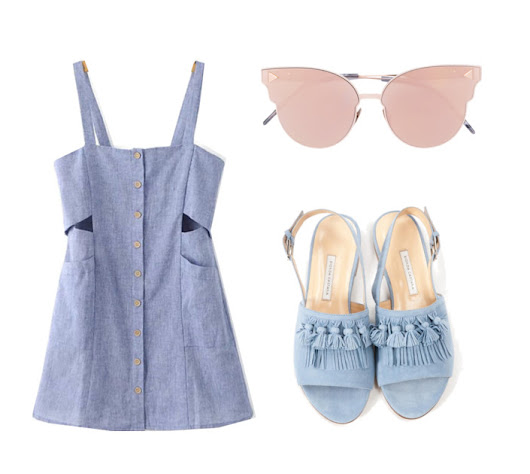 5x cute summer outfits with dresses
