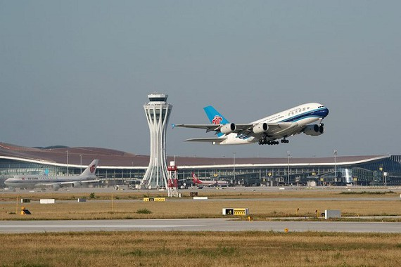 Beijing Canceled More Than A Thousand Flights After Raising The Alert Level To COVID-19