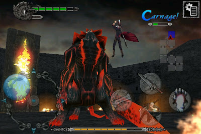 Devil may cry 4 refrain full android apkdata free download
