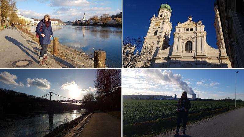 Ausflug nach Passau