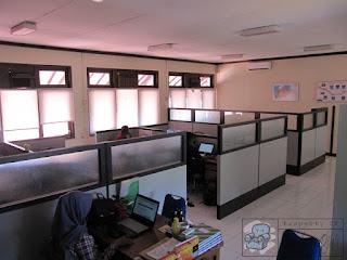 Harga Partisi Kantor Online + Furniture Semarang