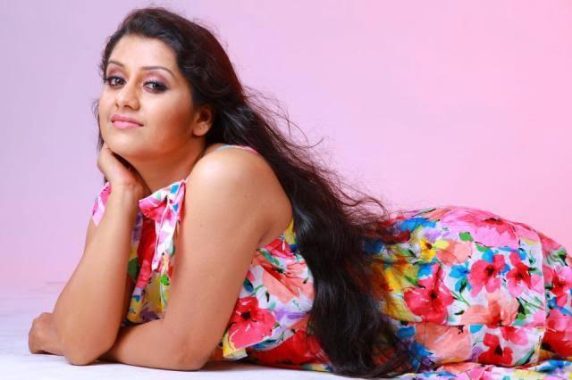 Actress Sarayu Mohan