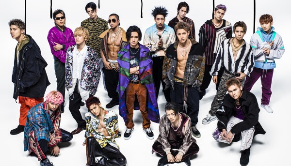 THE RAMPAGE from EXILE TRIBE - SWAG & PRIDE (Single)