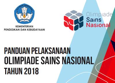 Panduan Pelaksanaan OSN SMA 2018