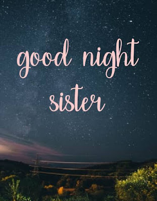 good night sister images download