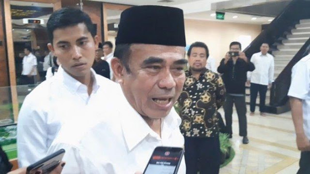 GP Ansor Jatim soal Jokowi Marah: Reshuffle Menag Fachrul Razi