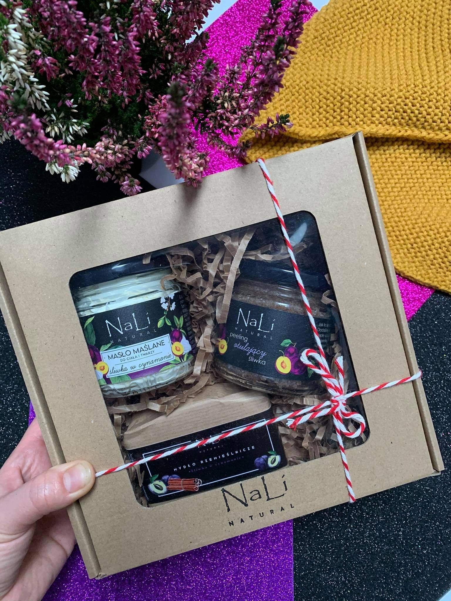 Zestaw prezentowy Nali Natural