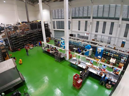 CPoint Shoe Factory in Marikina City