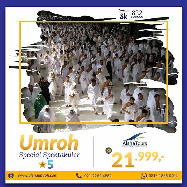 Travel Umroh Jakarta 2019 2020