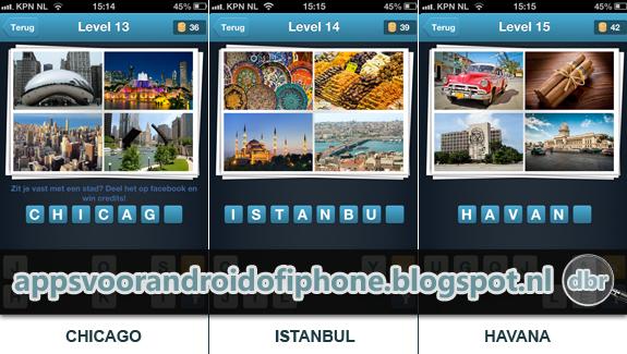 city quiz level 9