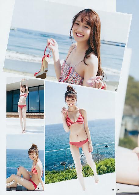 Hot girls Japan porn idol Yamaguchi Maho 8