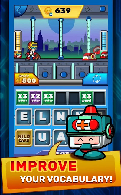 Mighty Alpha Droid MOD APK unlimited money