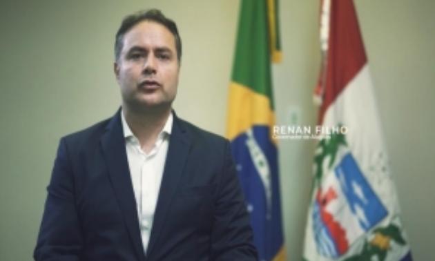 Governo de Alagoas decreta  suspensão de  restaurantes, bares, comércio e transporte intermunicipal por 10 dias devido ao COVID - 19