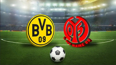 مشاهدة مباراة بروسيا دورتموند وماينز اليوم بث مباشر فى الدورى الالمانى