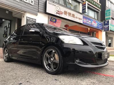 Toyota Vios Turbo - Autocare Studio 01