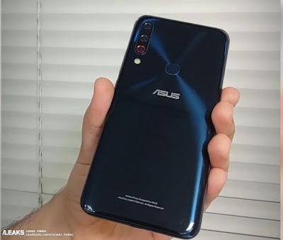 namun rumor generasi selanjutnya sudah bocor Bocoran Asus Zenfone 6 Akan Dibekali 3 Kamera Belakang?