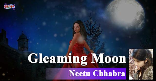 Gleaming Moon