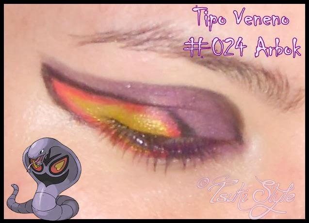 arbok makeup