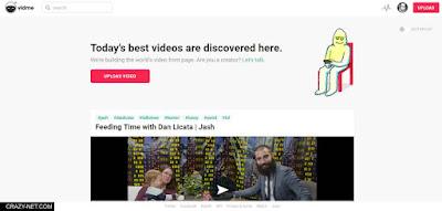 مجموعة افضل المواقع لرفع الفيديوهات على الانترنت