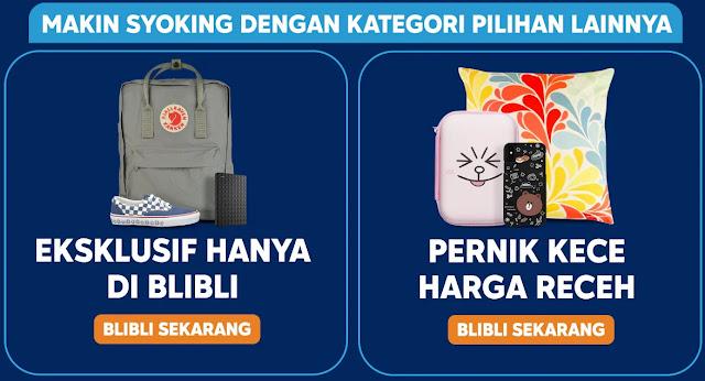 Promo Harbolnas Histeria Syok Dengan Harga Miring