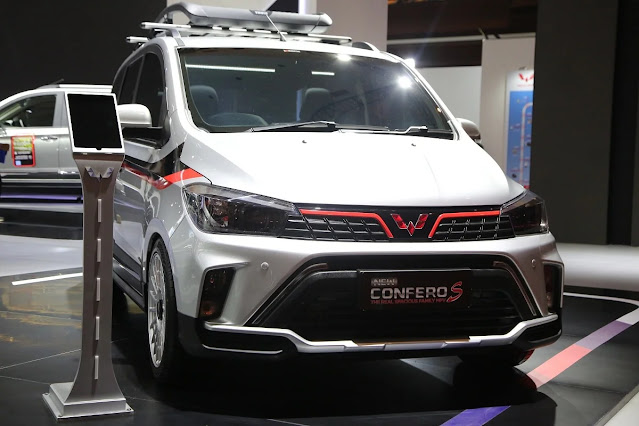 modifikasi wuling confero