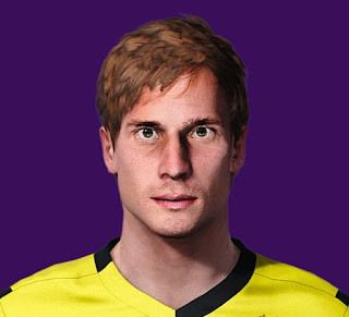 PES 2020 Faces Anton Shunin