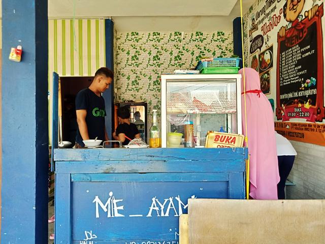 Mie Ayam Mas Phe