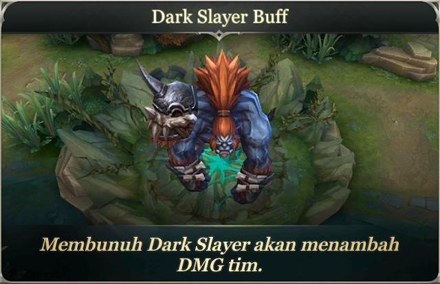 Monster Hutan Yang Memberikan BUFF Di Game Garena AOV (Arena Of Valor)