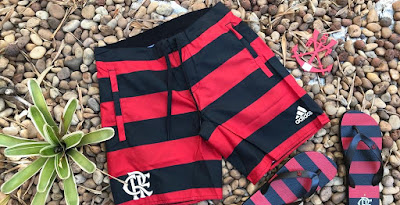 69367f06f45 Adidas Flamengo Beach Collection Revealed