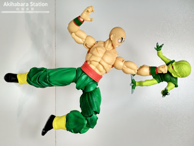 S.H.Figuarts Ten Shin Han de Dragon Ball Z - Tamashii Nations