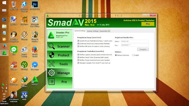 SmadAV Pro 2015 Rev 10.2