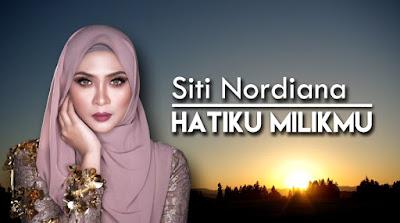 Lirik Lagu Hatiku Milikmu Oleh Siti Nordiana Viral Glamour