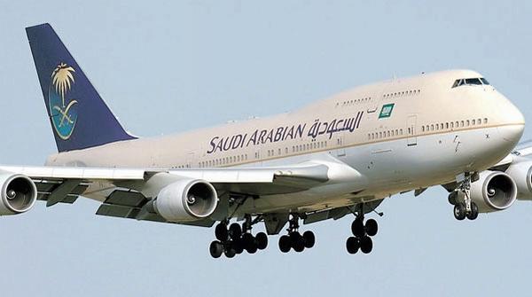 الخطوط الجوية السعودية Saudi Arabian Airlines طيران السعوديه