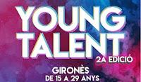 Convocatòria 2a edició del Young Talent