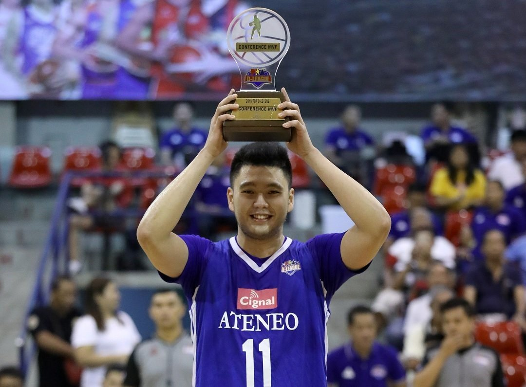 2019 PBA Draft Top Pick: Isaac Go